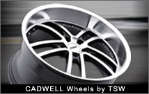 Cadwell Wheels by TSW