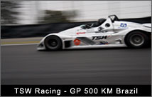 TSW Racing - GP 500 KM Brazil