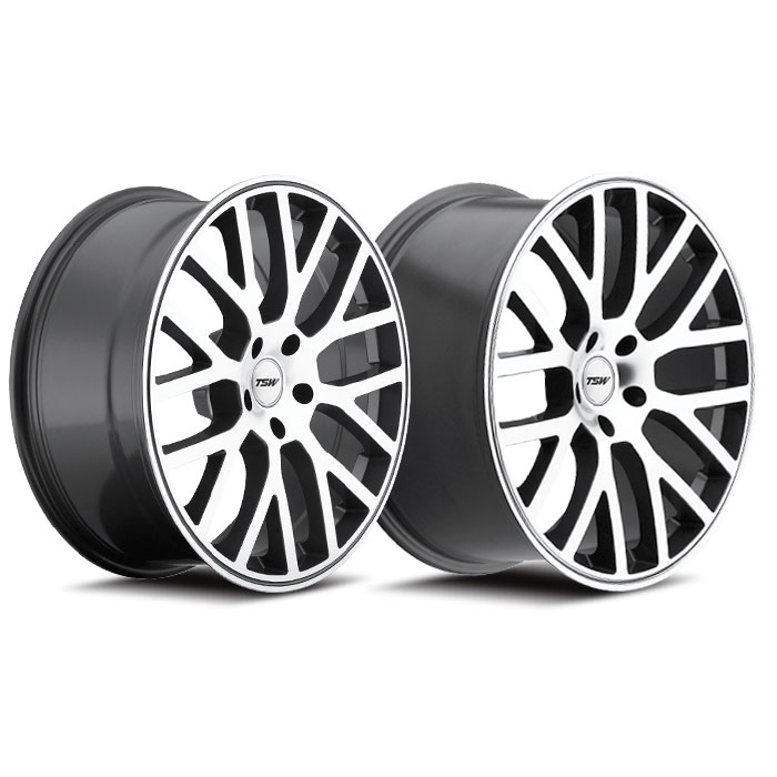 Donington Alloy Wheels By Tsw