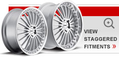 Staggered Alloy Wheels by TSW – the Silverstone