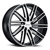 TSW P1C Alloy Wheels Gloss Black w/ Machined Face