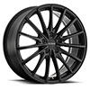 TSW P3A Alloy Wheels Matte Black