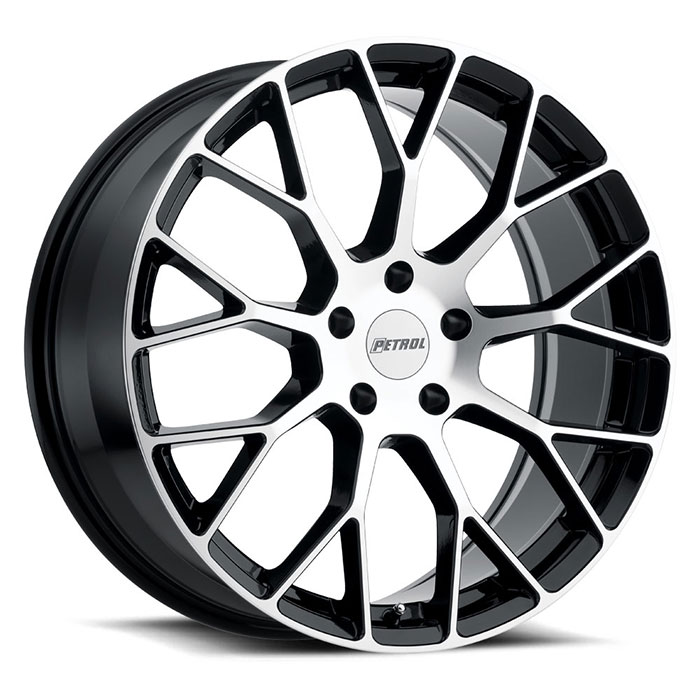 P2B Aftermarket Rims by Petrol