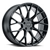 TSW P2B Alloy Wheels Gloss Black