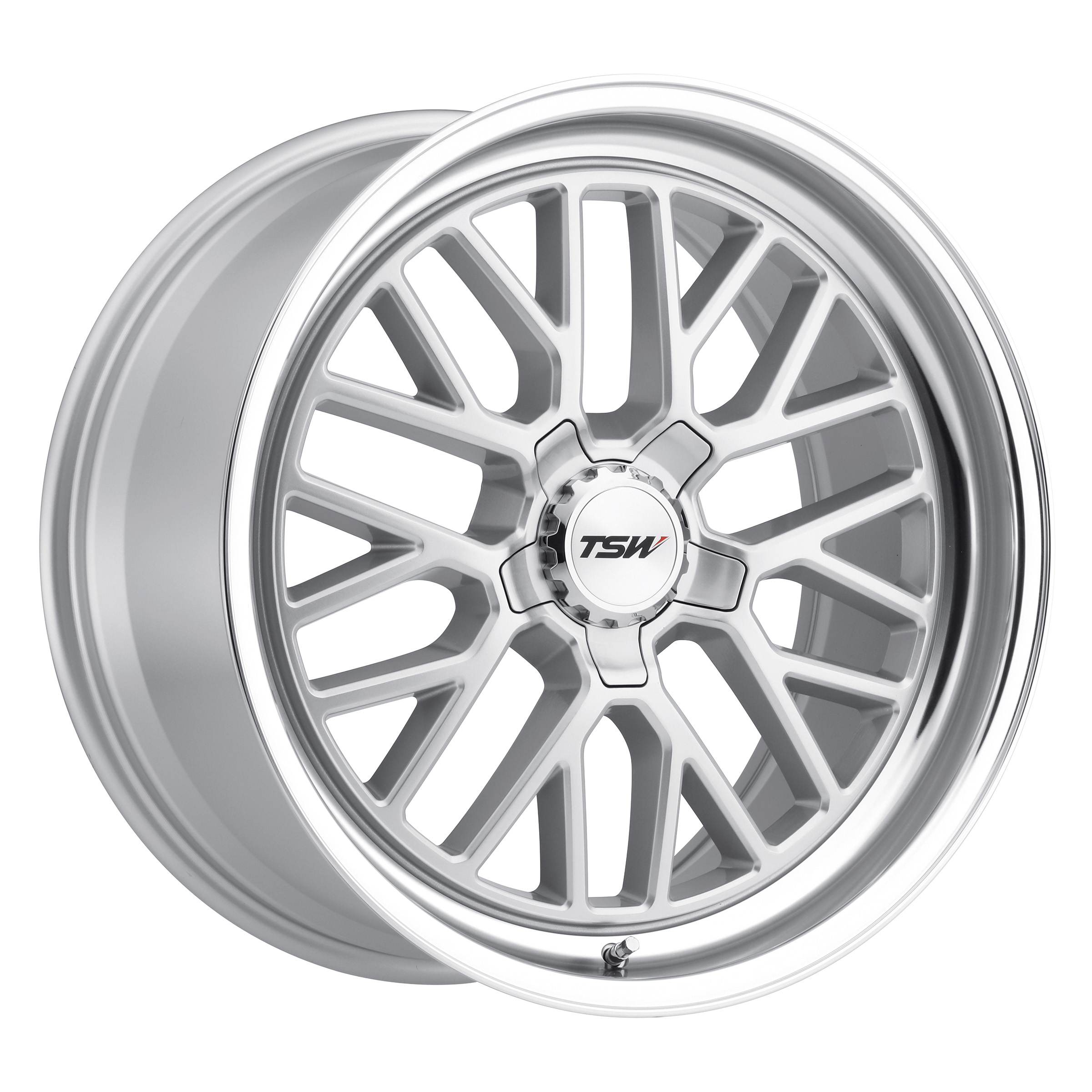 Black And Silver Mags >> Hockenheim S Alloy Wheels by TSW