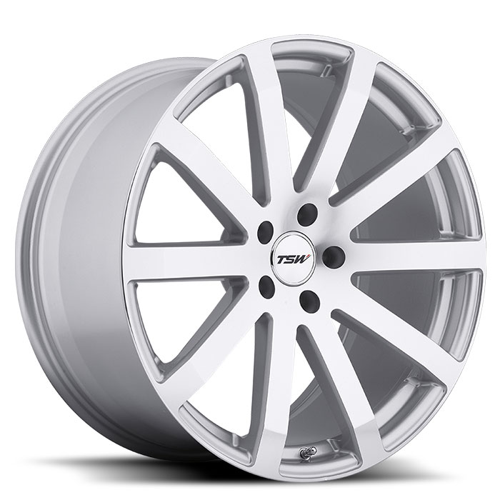 Brooklands Alloy Rims by TSW