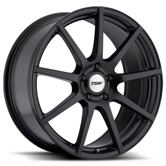 TSW Alloy wheels and rims |Interlagos