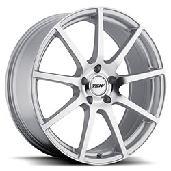 Custom Alloy Wheels � the TSW Interlagos Rotary Forged 9 Spoke