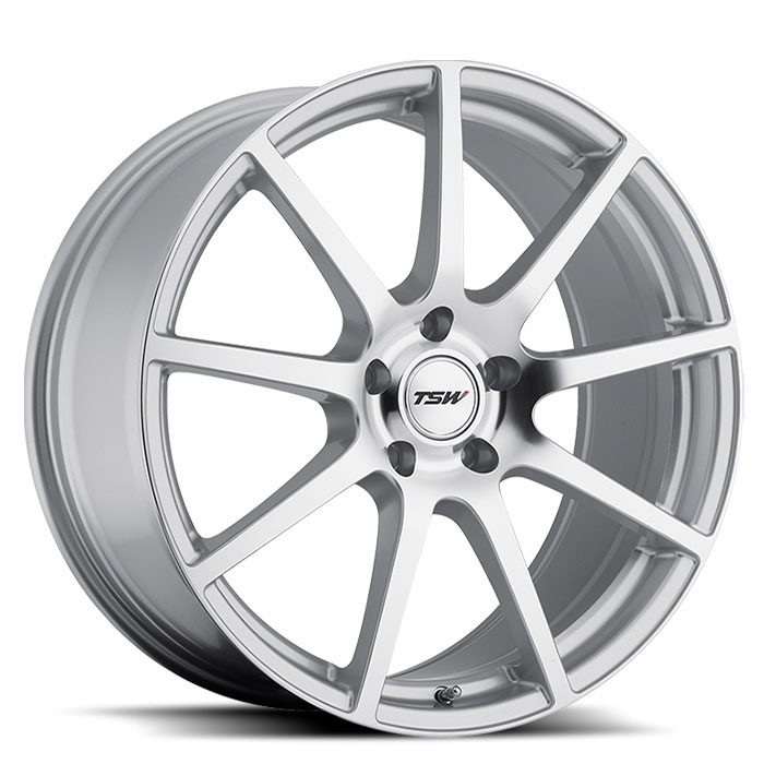 Interlagos Alloy Rims by TSW