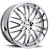 TSW Snetterton Alloy Wheels Chrome