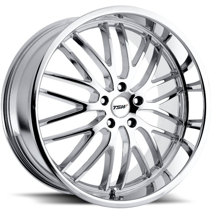 TSW Alloy wheels and rims |Snetterton