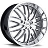 TSW Snetterton Alloy Wheels Hyper Silver w/ Mirror Cut Lip