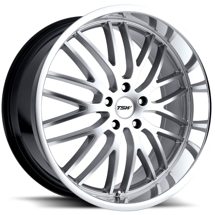 Snetterton Alloy Rims by TSW