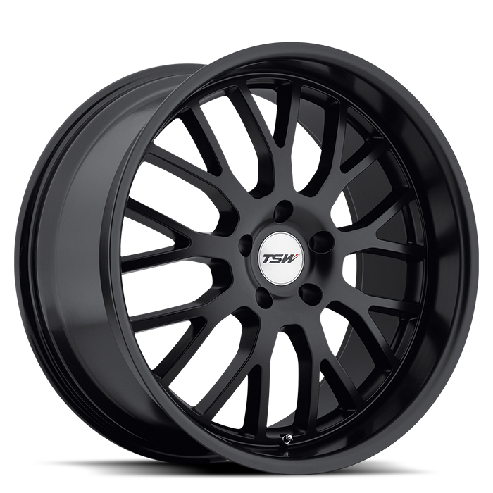 Tremblant Alloy Wheels by TSW