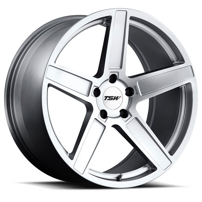 Ascent Alloy Rims by TSW