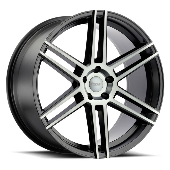 Autograph Alloy Rims by TSW
