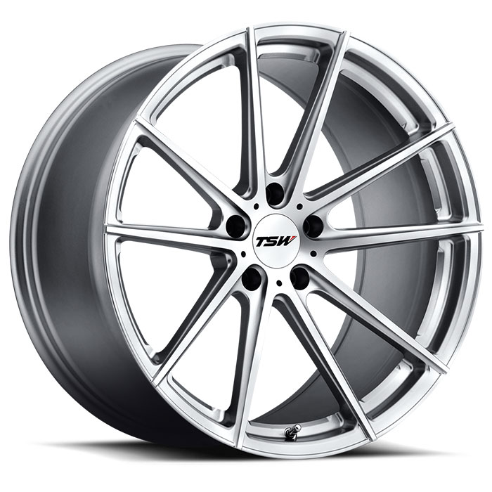 Bathurst Alloy Rims by TSW