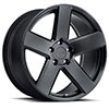TSW Bristol Alloy Wheels Matte Black