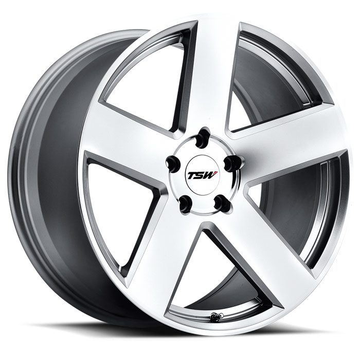 Bristol Alloy Rims by TSW