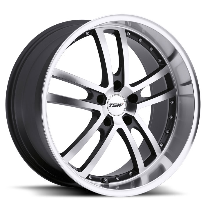 Cadwell Alloy Rims by TSW