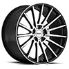 TSW Chicane Alloy Wheels Gloss Black w/ Mirror Face