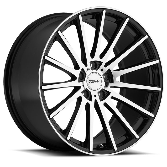 Chicane Alloy Rims by TSW