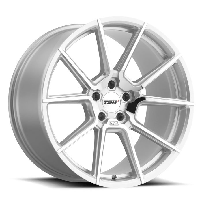 Chrono Alloy Rims by TSW