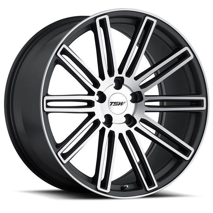 Crowthorne Alloy Rims by TSW
