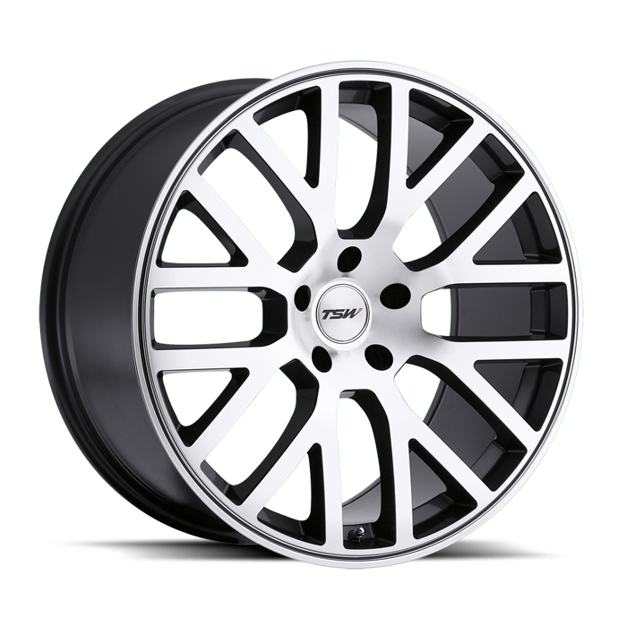 Donington Alloy Rims by TSW