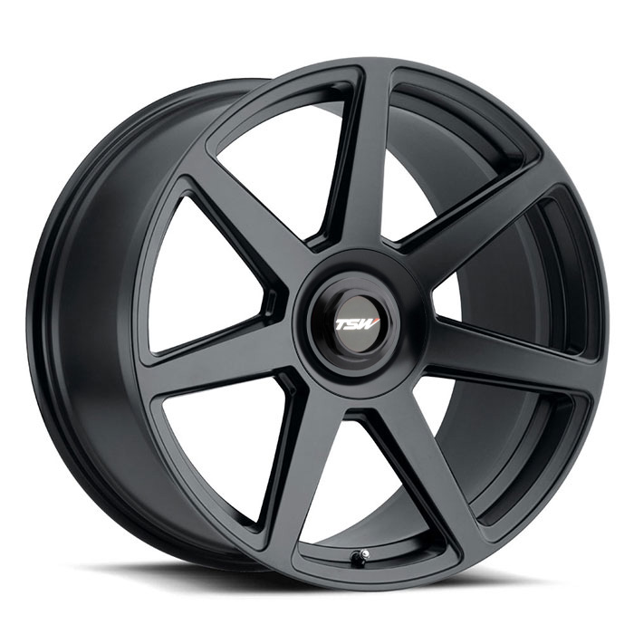 TSW Alloy wheels and rims |Evo-T