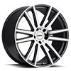 TSW Gatsby Alloy Wheels Gunmetal w/ Mirror Cut Face