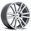 TSW Gatsby Alloy Wheels Silver w/ Mirror Cut Face