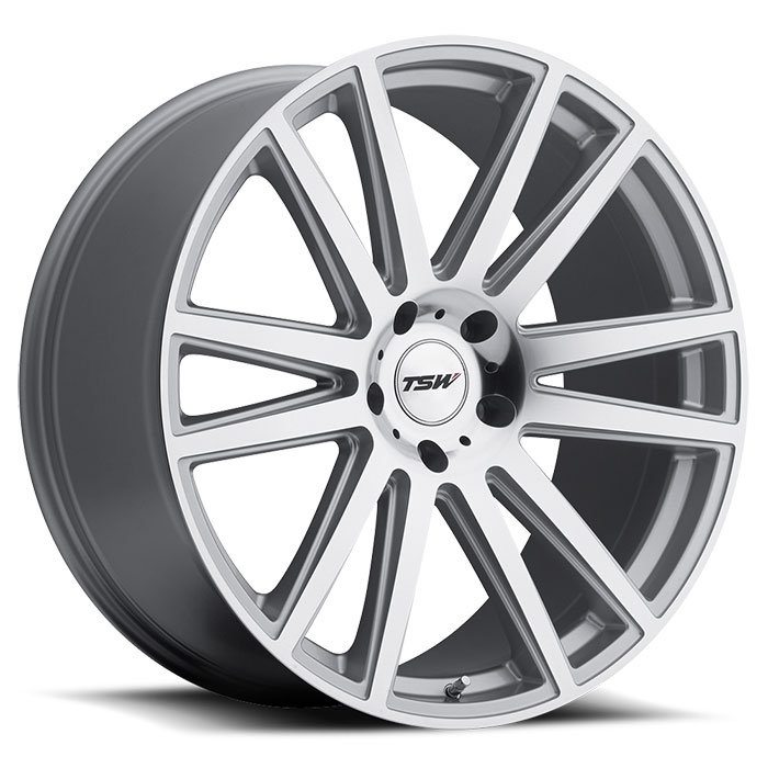 Gatsby Alloy Rims by TSW