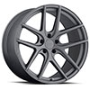 TSW Geneva Alloy Wheels Matte Gunmetal