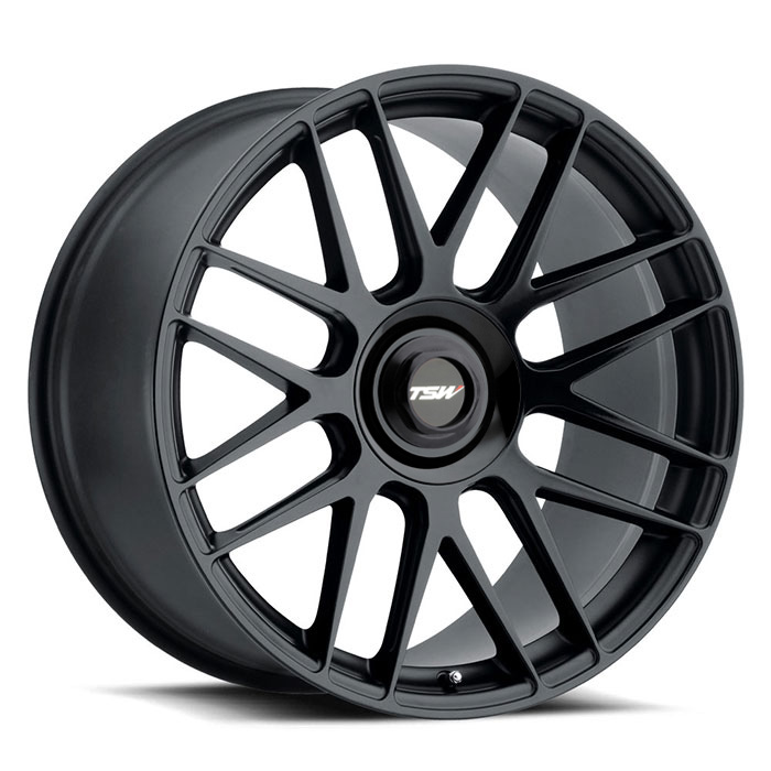 Wheels Tsw Alloy Wheels