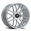 TSW Hockenheim-T Alloy Wheels Silver with Brushed Silver Face