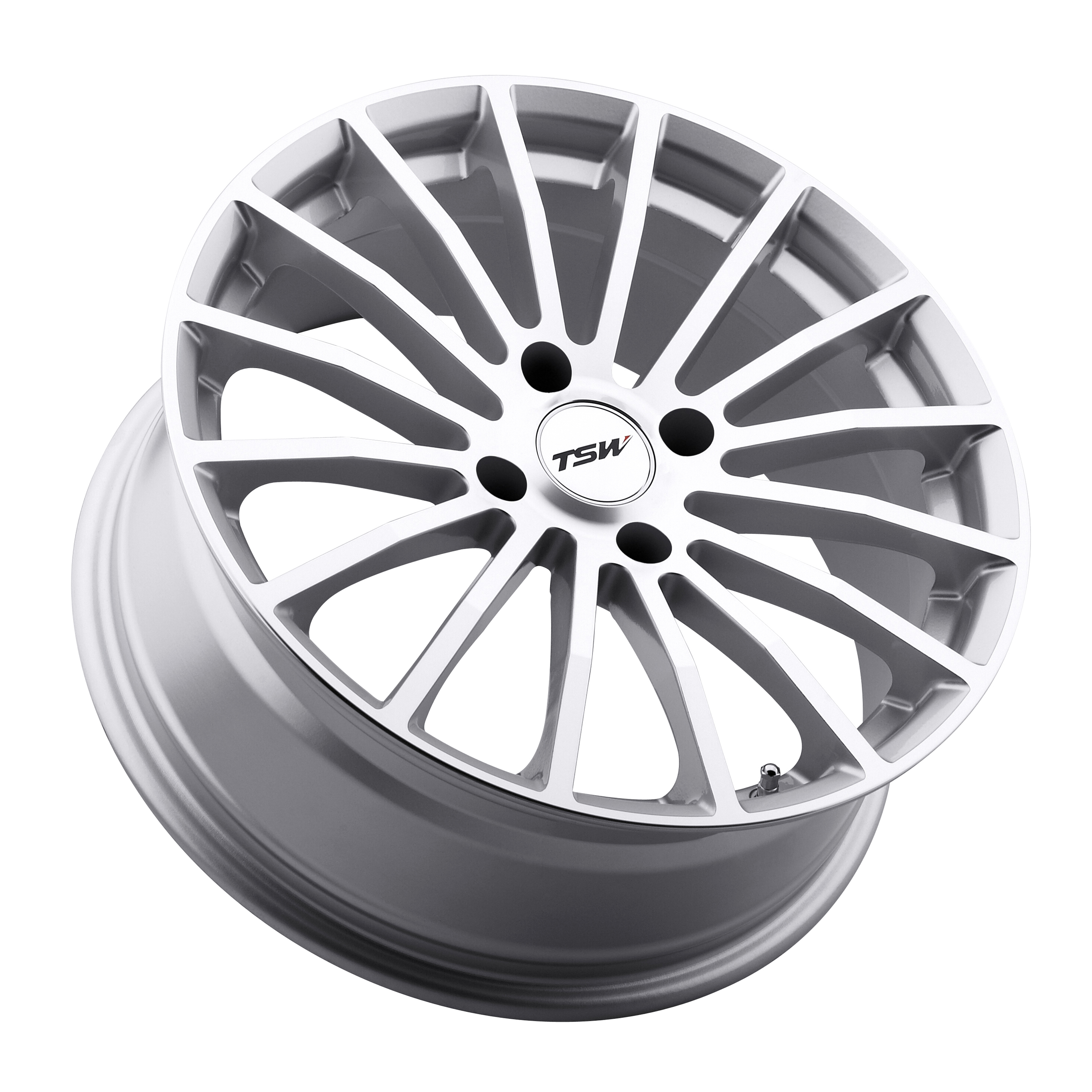 Mallory 4 Alloy Wheels by TSW