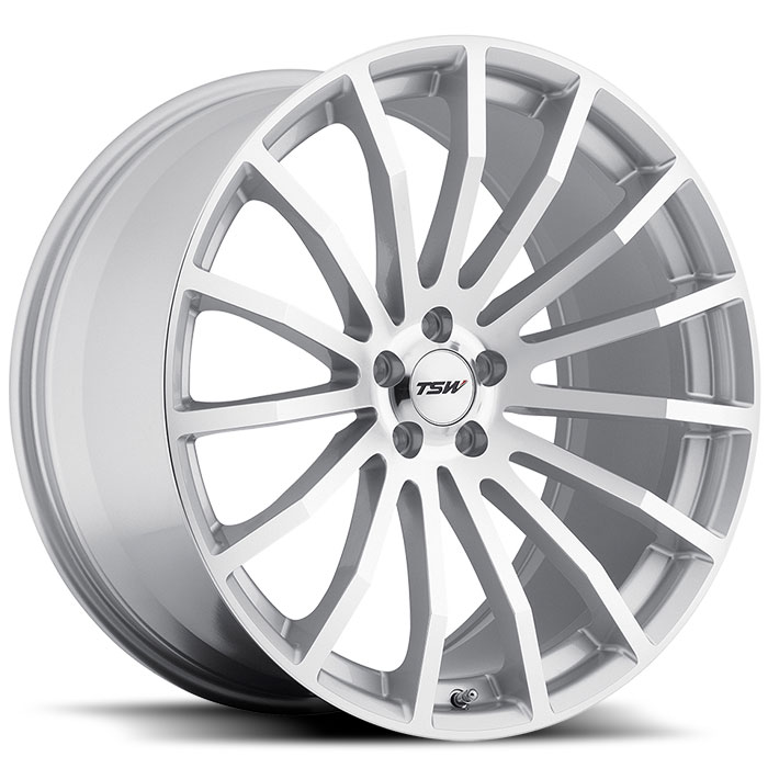 Mallory 5 Alloy Rims by TSW