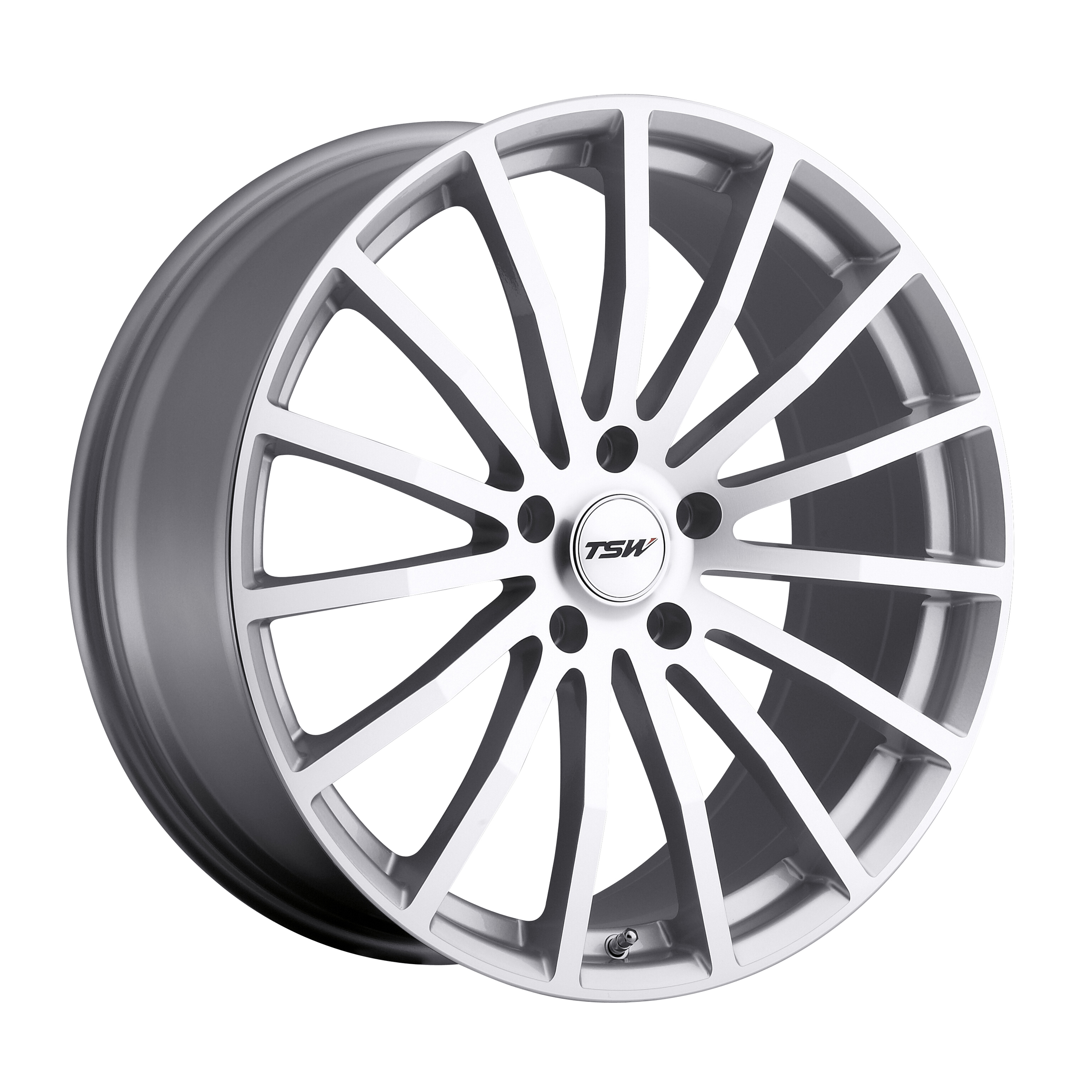 Mallory 5 Alloy Wheels By Tsw