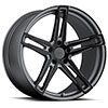 TSW Mechanica Alloy Wheels Matte Gunmetal with Matte Black Face