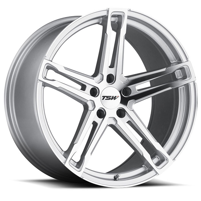 Mechanica Alloy Rims by TSW
