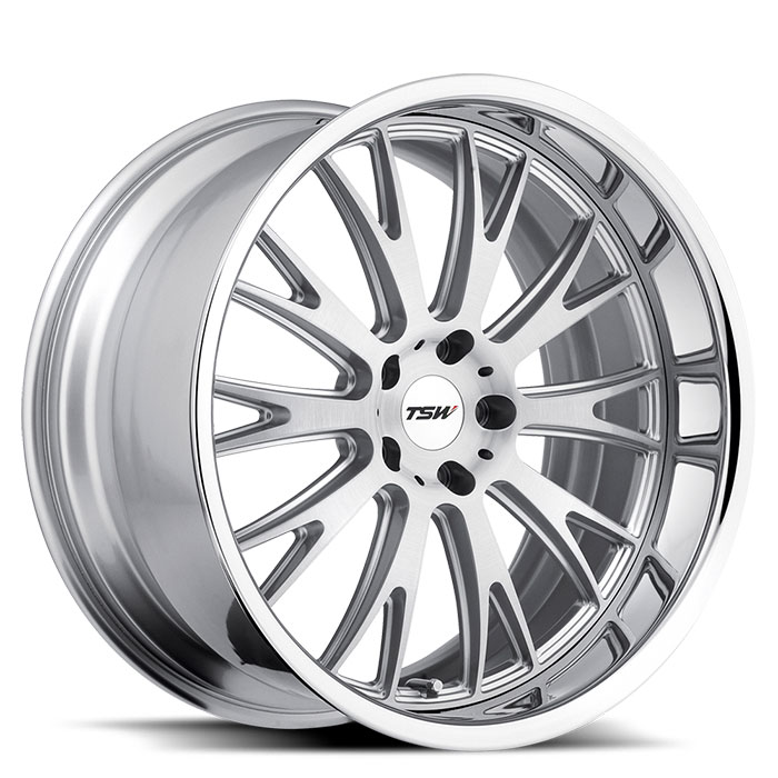 Monaco Alloy Rims by TSW