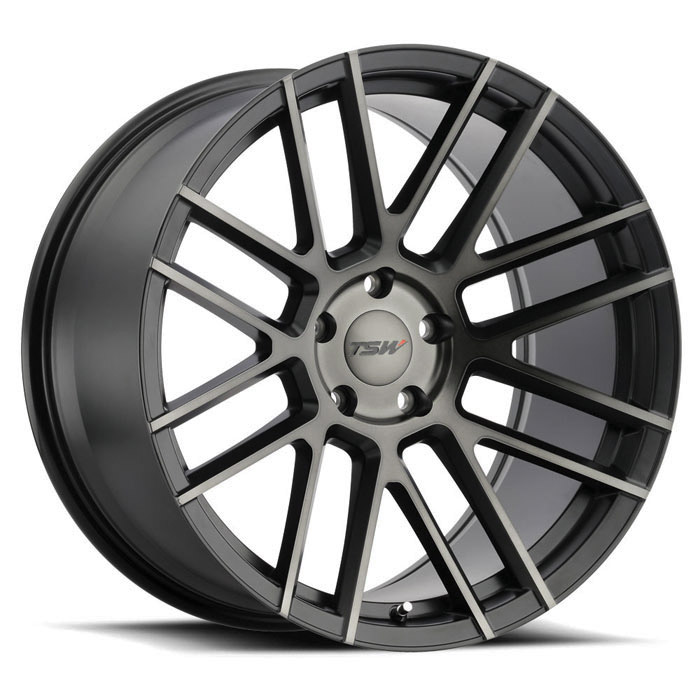 Mosport Alloy Rims by TSW