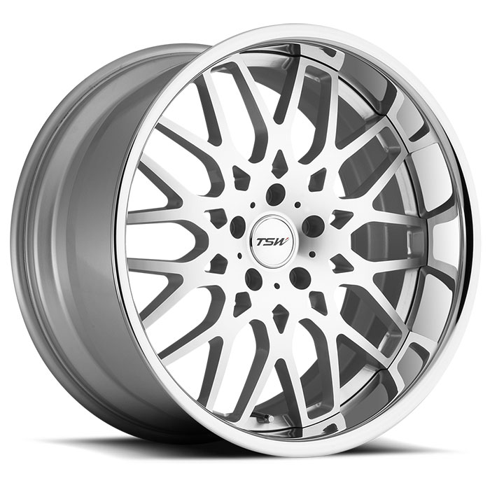 Rascasse Alloy Rims by TSW