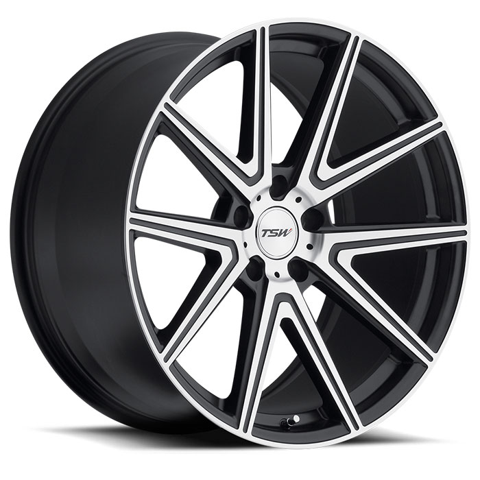 Rouge Alloy Rims by TSW