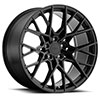 TSW Sebring Alloy Wheels Matte Black
