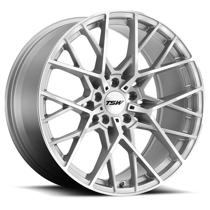 Sebring Alloy Rims by TSW
