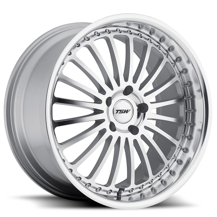 Silverstone Alloy Rims by TSW