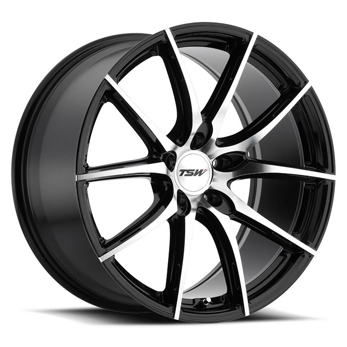 Sprint Alloy Wheels By Tsw