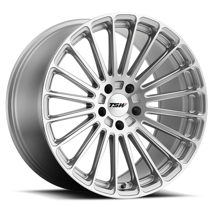 Turbina Alloy Rims by TSW
